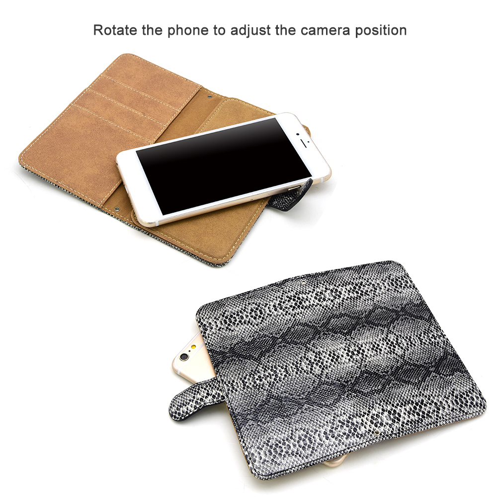 leather case cover for oppo f1 plus with stand wallet phone case