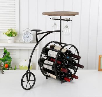 Oem Motorcycle Motorbike Motor Bicycle Steel Metal Wine Racksbottle