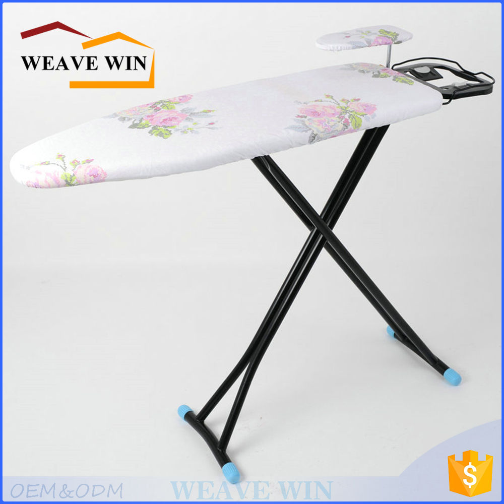 Flower design ironing board cove heat resistant ironing board cover,board cover