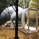 HI CE promotional transparent inflatable bubble hotel bubble room tent for hotel