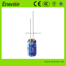 Hot Sale 2.7V 1F,2F,3.3F,4.7F,10F,20F,30F,50F Supercapacitor/Ultra Capacitor/Super capacitor/EDLC