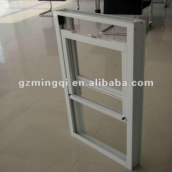 Guangzhou Aluminum Up Down Sliding Window Factory