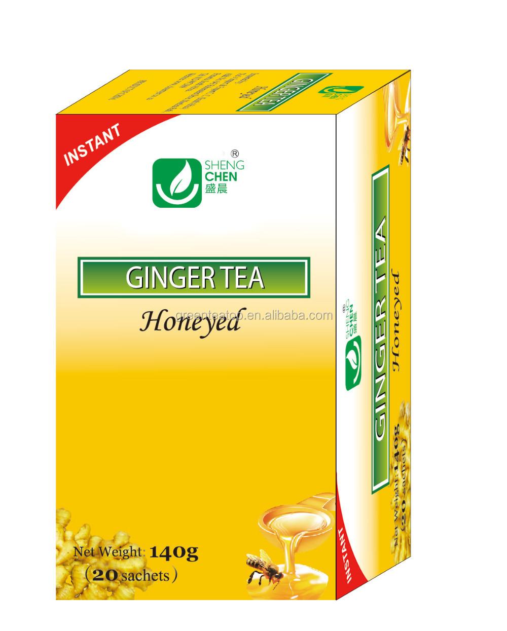 2019 Hot Sale tasteful new Premium Instant Honey Ginger Tea With Good Taste - 4uTea   4uTea.com