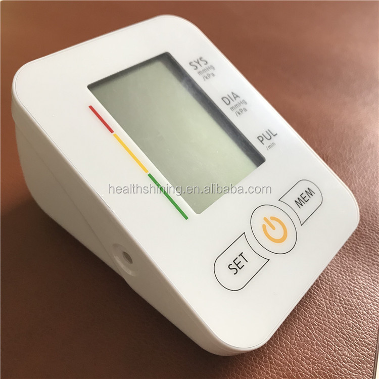 चिकित्सा ब्लूटूथ 4.0 रक्तचाप मीटर डिजिटल वायरलेस शाखा रक्तचाप मॉनिटर