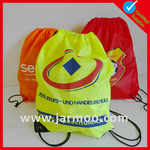 Most popular canvas nylon mesh bags drawstring