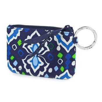 Promotional Id Card Holder, Cotton Zip Name Card Holder