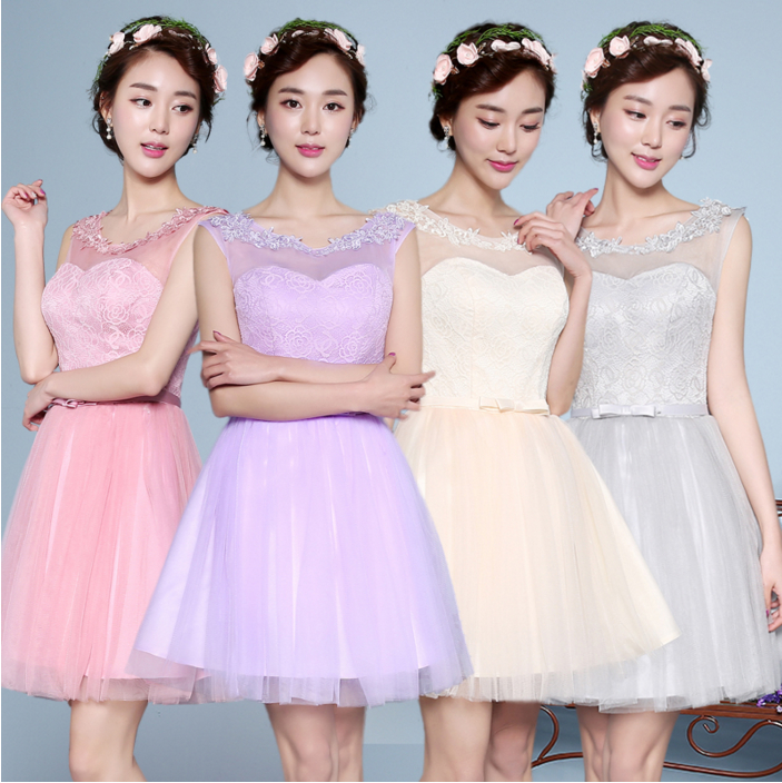 Online Get Cheap Bright Colored Bridesmaid Dresses