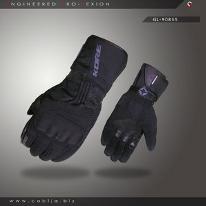 Motorbike Racing Gloves, Winter Leather Gloves