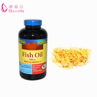 China export EPA DHA omega 3 fish oil pills/capsules in bulk