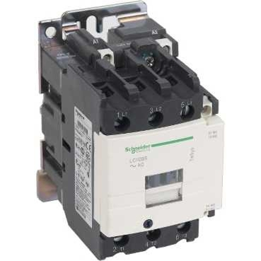Schneider LC1D65A 1 phase 4 phase contactor