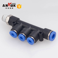 wholesales Air Fittings Hose pneumatic fitting quick connectors