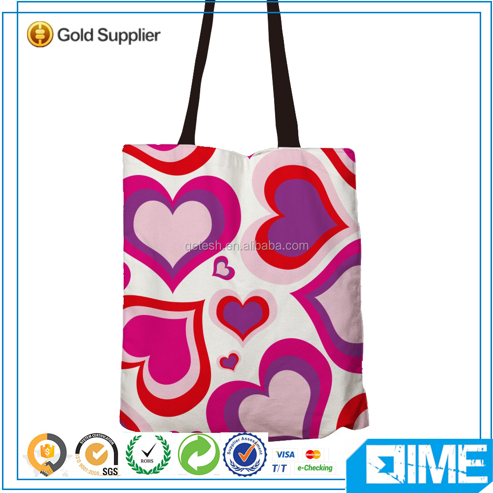 My Coloured Shopping Colorful Cotton Jewelry Bag