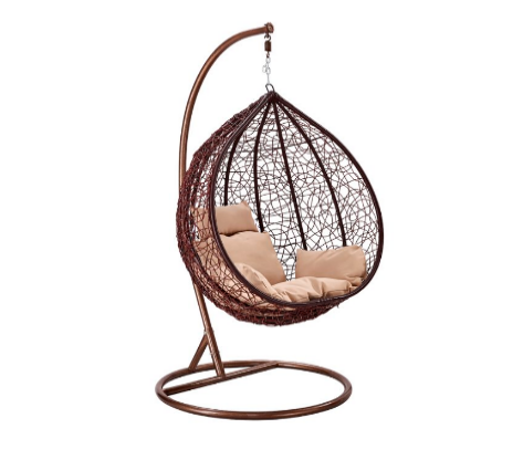 Hot Selling Balcony Round Patio For Bedroom Furniture Hanging