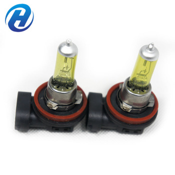 China Made Auto H11 Halogen Bulb For Car Headlight With Safe Material