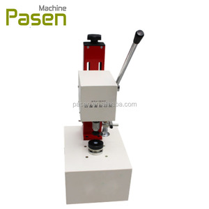 plastic bottle sealing green tea soda cans capper / commercial in stock manual tin pop can sealing machine