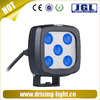 truck offroad ATV lights round led work lamp 15w spot blue point work light