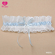 M8531 The new Baby Blue Ribbon Wedding Garter