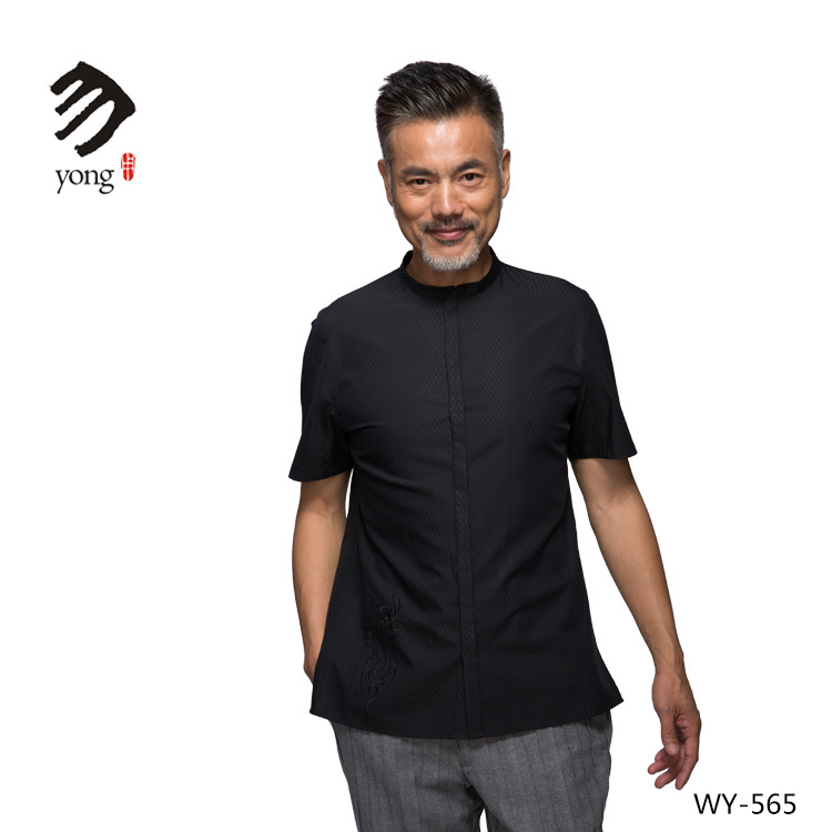 Special Design Best Choice Medium Shirt Men Short Sleeve Fashion Clothing
