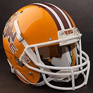 ARIZONA STATE SUN DEVILS 1985-1991 Schutt AiR XP Authentic GAMEDAY Football Helmet ASU