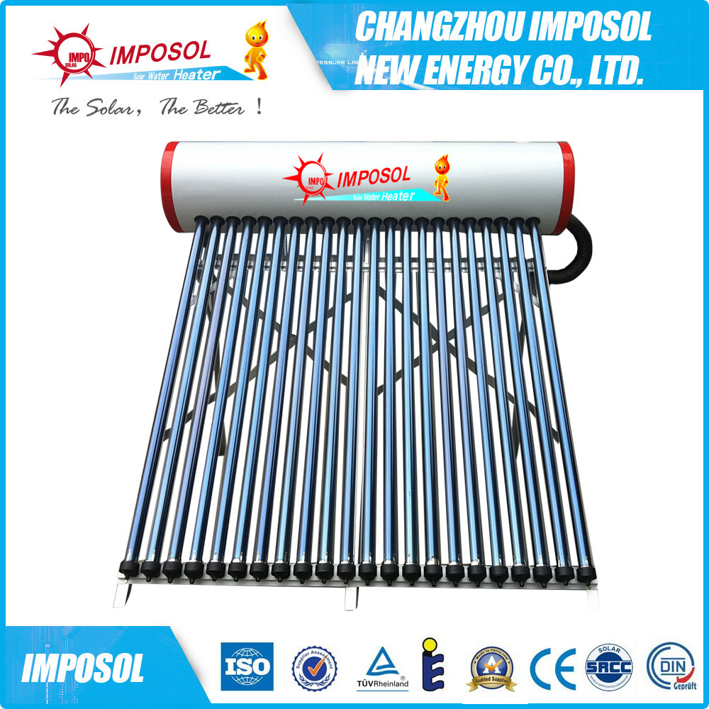 Pressurised Solar Water Heater Wholesale, Water Heater Suppliers ...
