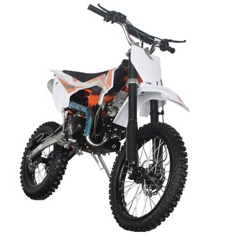 Chinese customize for wheeler dirt bike 110cc mini motorcycle