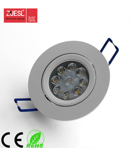 SAMSUNG smd 3623 spotlight 12v 7w narrow beam led ceiling spot light