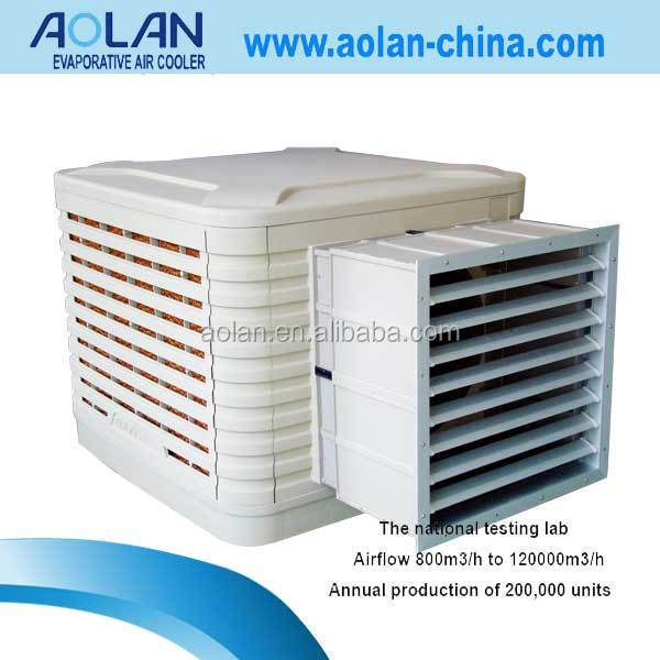 Industrial cabinet air cooler water cooled chiller industrial condenser