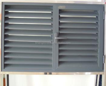 Aluminium Jalousie Windows