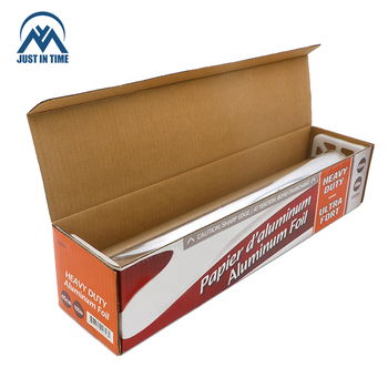 100 Meter Heavy Duty Disposable Aluminium Foil In big Roll