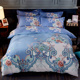 Manufacturers 100 Cotton Germany Frozen Bedding Crystal Bed Sets