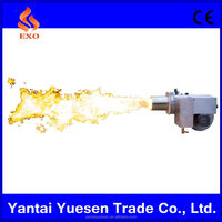 Export heavy fuel oil burner / ce approved waste oil burner in UK