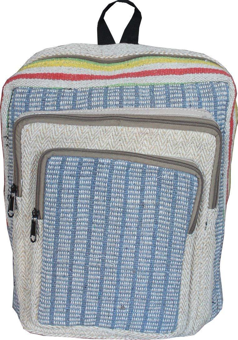 7a15932160da Get Quotations · HomoJomo - Hemp Backpack - Best Eco Friendly Natural  Rucksack - For women