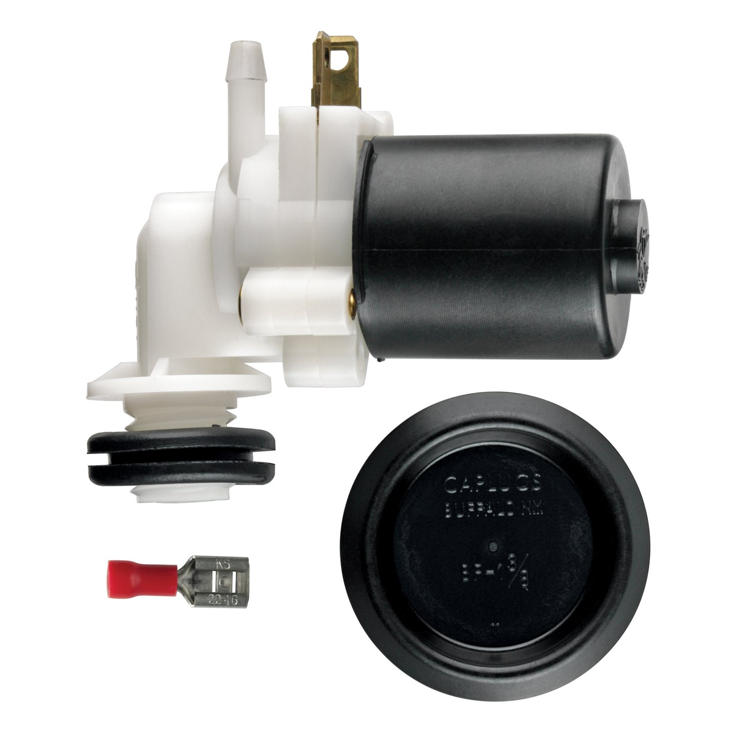 ACDelco 8-6729 Professional Windshield Washer Pump