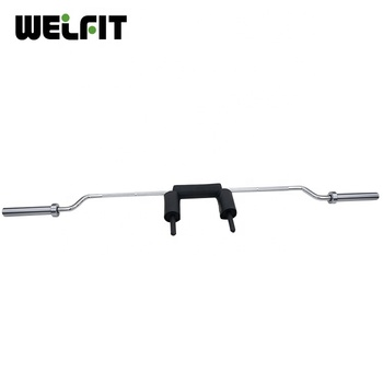 Strongman power training premium fitness weightlifting barbell bar