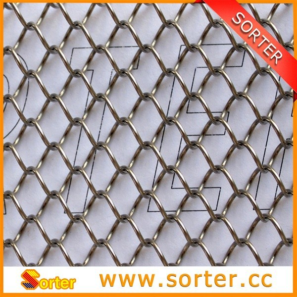 Metal Wire <strong>Mesh</strong> Anti Bird Net