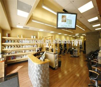 Moderne Make-up Friseursalon Design-konzept - Buy Make-up Friseursalon  Design-konzept,Styling-stationen Für Salon,Friseursalon Display Regal  Product ...