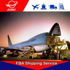 International FBA sea cargo shipping freight forwarder delivery from China to Seoul