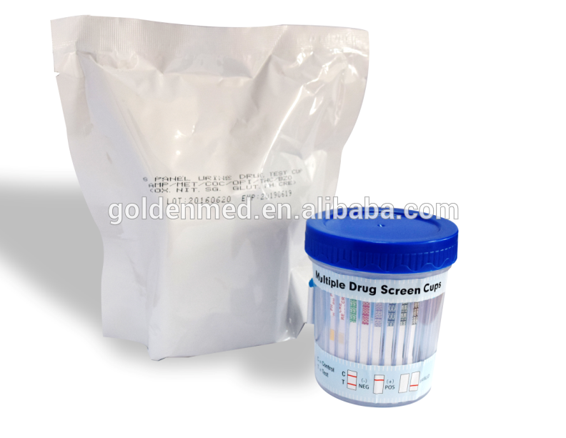 Multi Drug of abuse test one-step durg doa cup for wholesale
