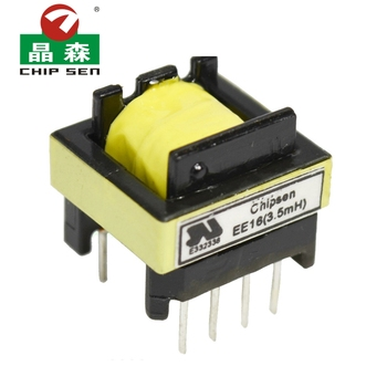 High Frequency High Voltage Transformer Designed With Ee Ferrite Core For  Converter - Buy Tv Fbt Flyback Transformer,Ee16 Inverter Welding Machine