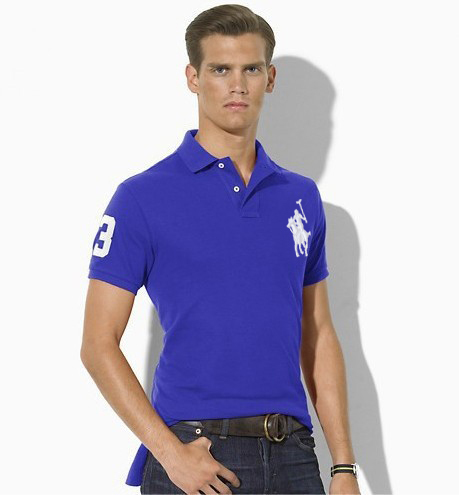 Buy 23 Colors Brand New Summer Big horse polo men Shirts Casual Men  39 s  Ralph Pony Polo Shirt Camisa Polos De Hombre Marca Tops Tees in Cheap Price  on ... 547abec04398