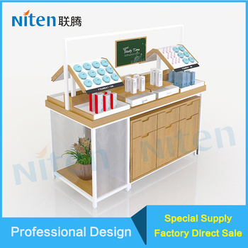 Small Counter Display Stands Cosmetic Shop Counter Design Shelves Enchanting Market Display Stands