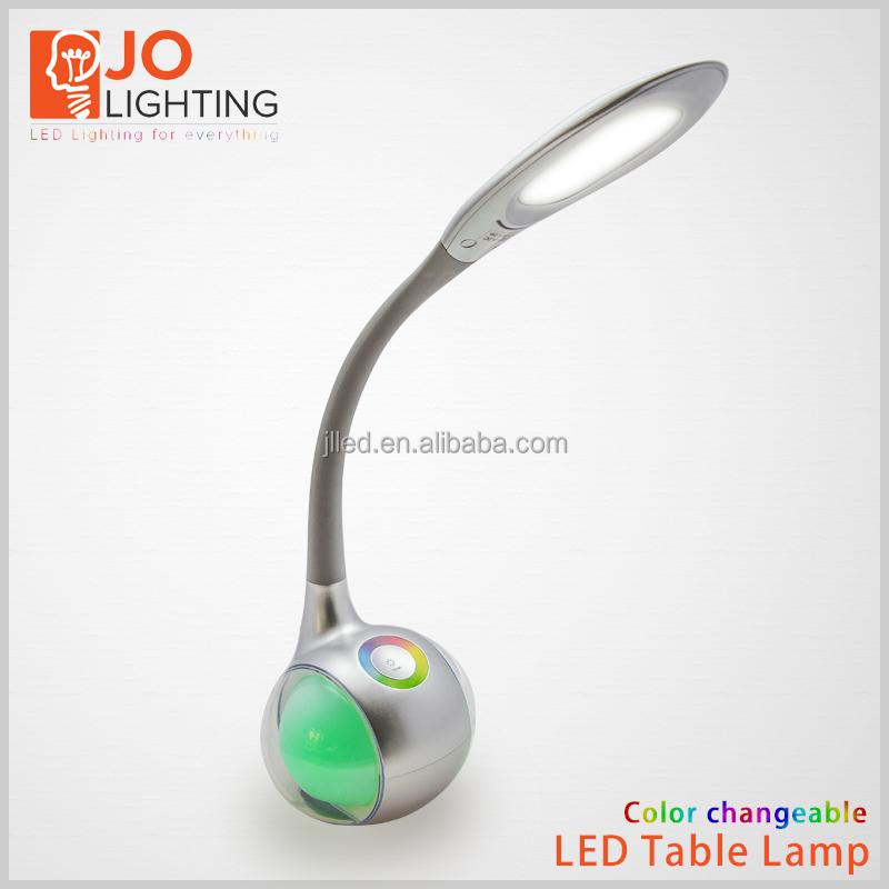 Gooseneck Table Lamp Design Touch Dimming Smart Lamp Led Reading ...