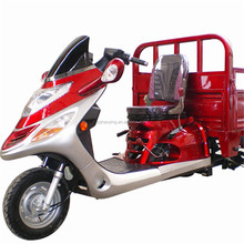 covered passenger three wheel motor tricycle