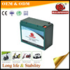 high discharge current 12V 40Ah rechargeable auto battery for dump truck