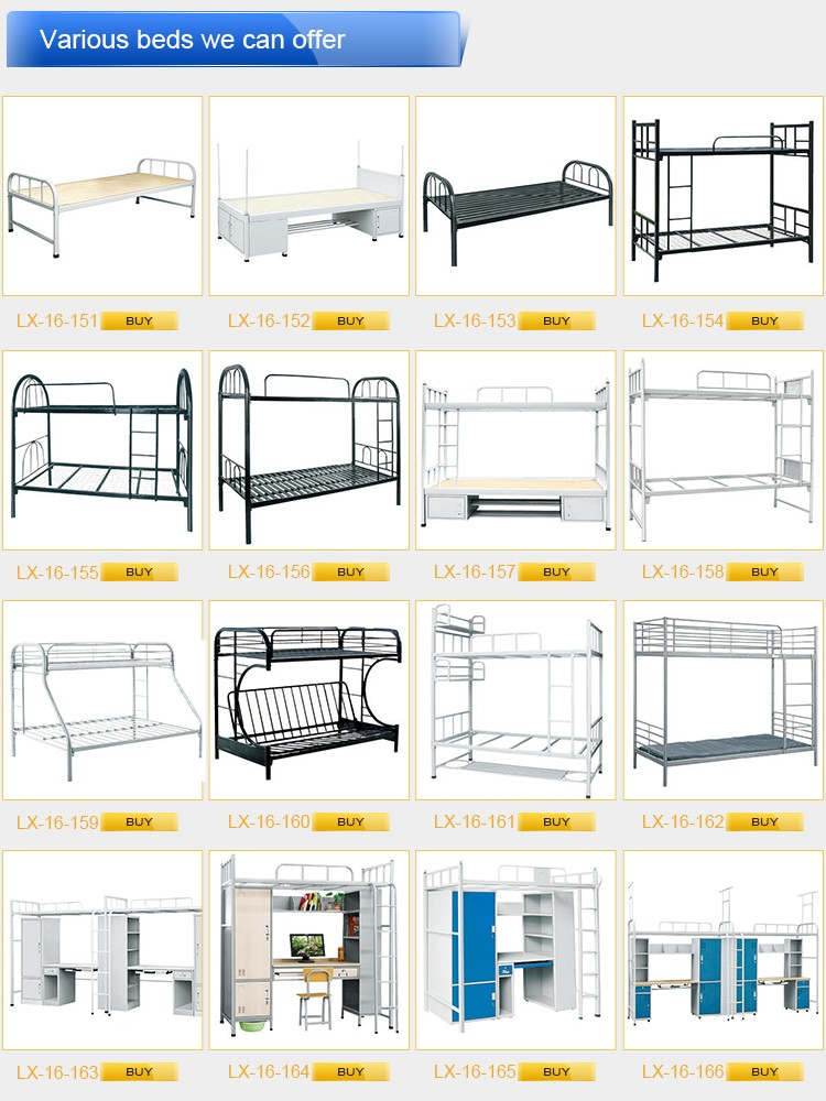 modern design furniture bedroom small single bed frames