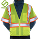 Security class 2 orange surveyor road guard types of safety vests crossing guard safety bright vest