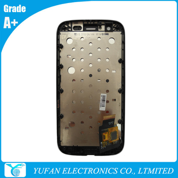 High quality new original phone parts LCD module for Moto G