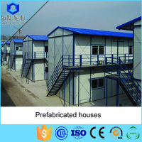 Prefab house for construction site, laborer dormitory