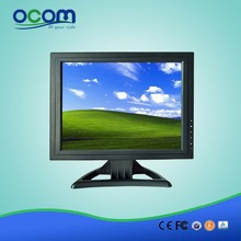 TM1503 --- 15Inch Small Size PC LCD AV Monitor For Indian Market