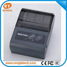 Mini receipt printer RPP02 support ESC/POS commands